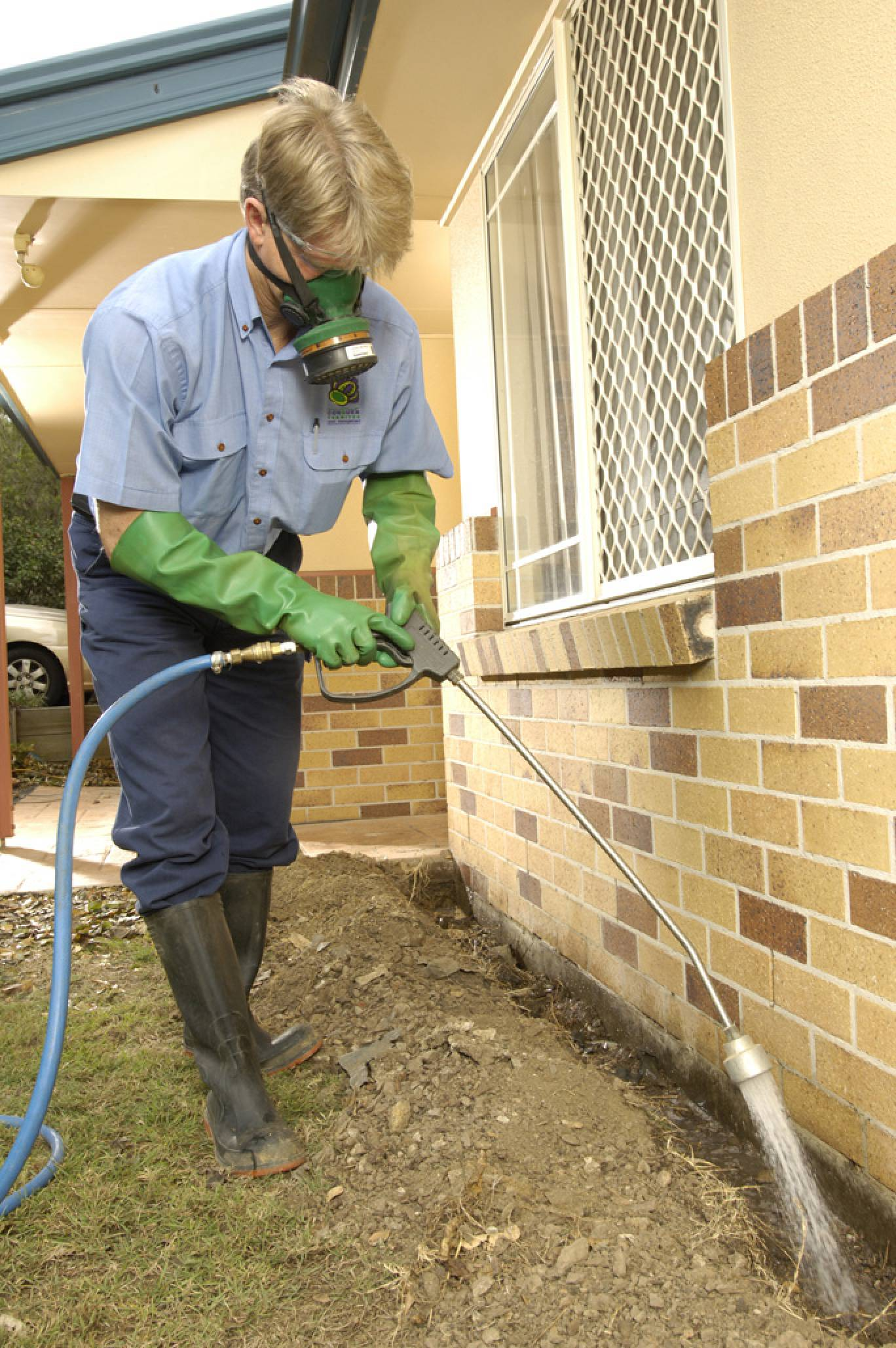 How To Get Rid Of Termites Under The House