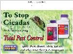 Cicada Repellent